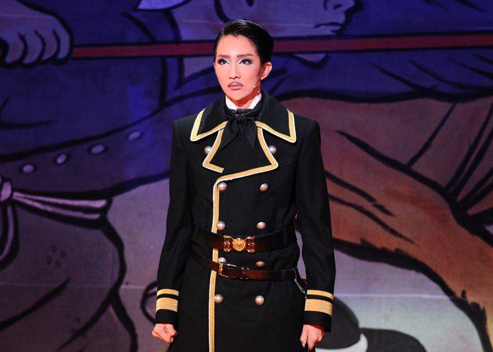 紅悠智露明年將來台主演。圖/摘自官網