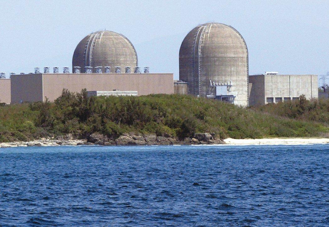 核三廠2號機擬加入供電。 本報系資料庫