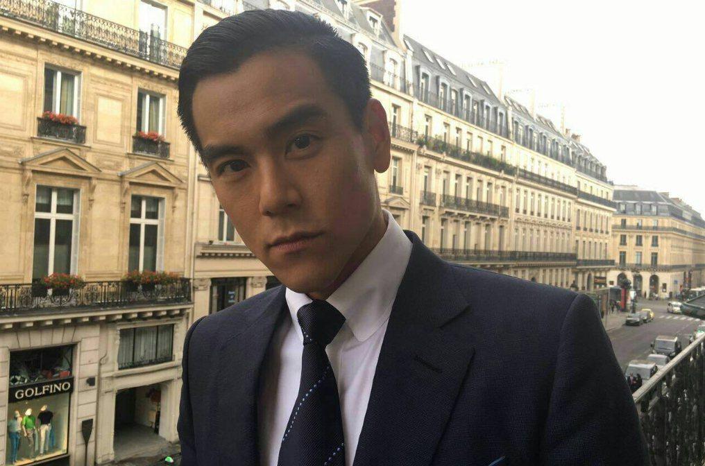 藝人彭于晏買下天母豪宅。 聯合報系資料照片/記者楊萬雲攝影