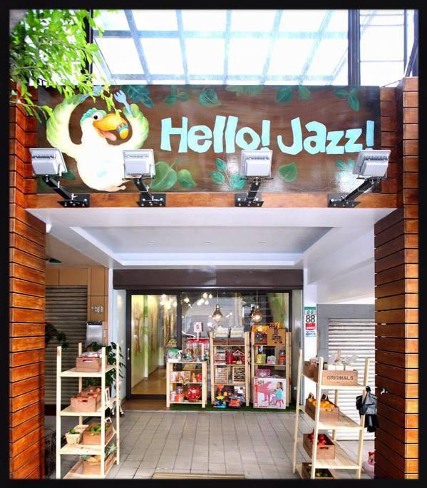Hello!Jazz!親子餐廳。圖/摘自 HelloJazz親子餐廳 FB