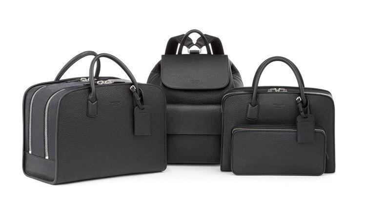Giorgio Armani先前專為男性打造系列包款。圖/Giorgio Arm...