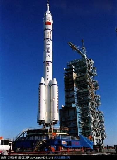 如何重複利用火箭,降低成本,是推動太空旅遊的關鍵。圖為中共先前發射的火箭。 圖/...