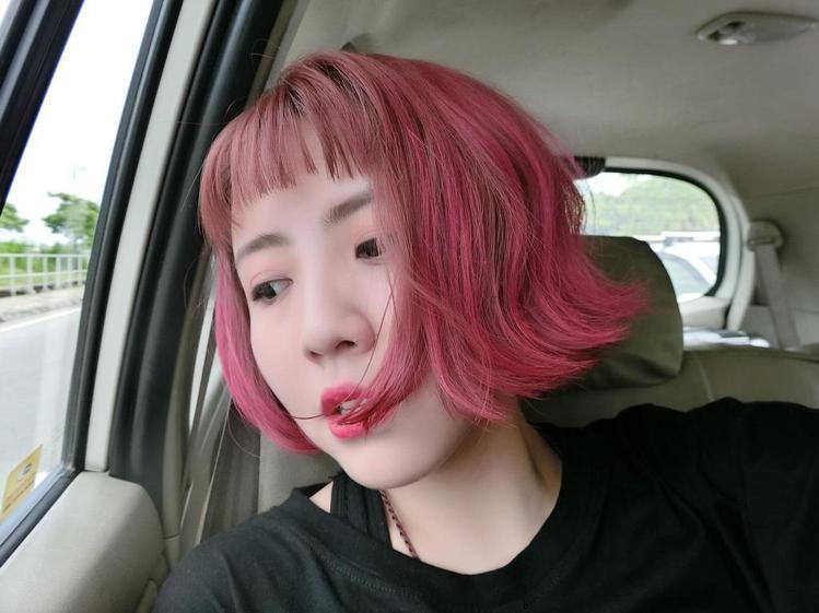 髮型創作/ Twins站前店 - 周劭軒。圖/HairMap美髮地圖提供