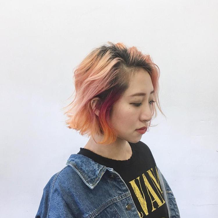 髮型創作/ 尤卡Hair Boutique - 王豆綠。圖/HairMap美髮地...
