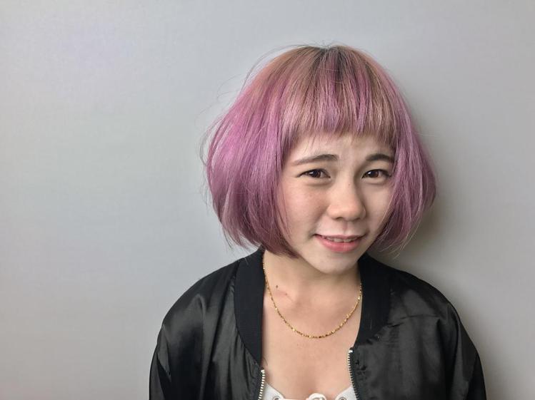 髮型創作/E3 Hair Salon 民族店 / 緯震(Eric)。圖/Hair...