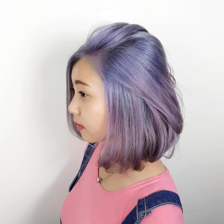 髮型創作/參 HairSalon - 韓森 。圖/HairMap美髮地圖提供
