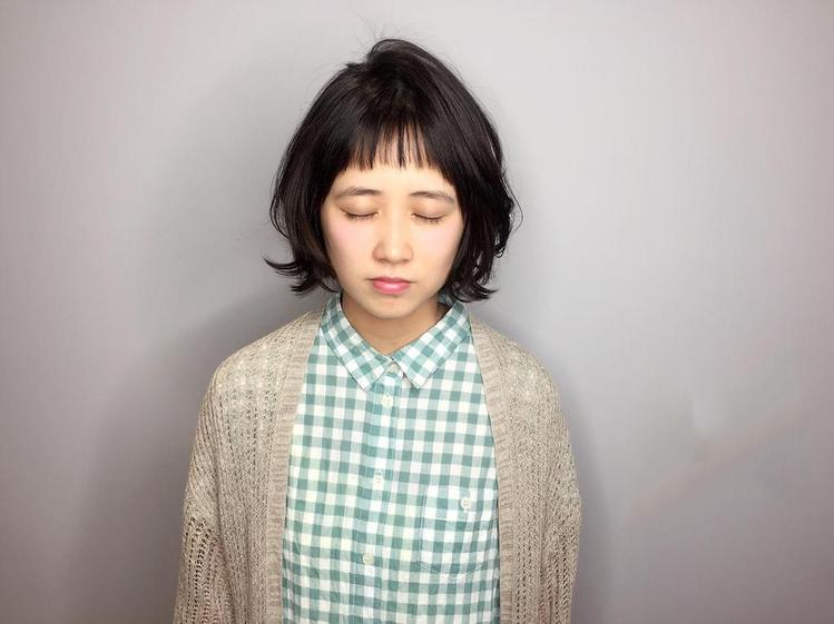 髮型創作/PAPER PLANE hair - KI KI。圖/HairMap美...