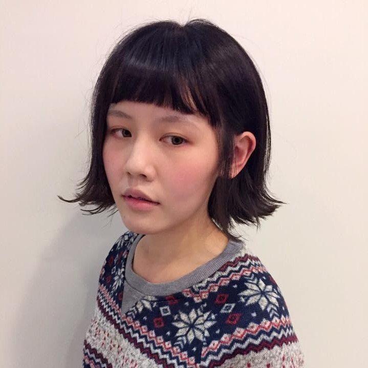 髮型創作/Davidjohn hair salon - Eason Yang。圖...