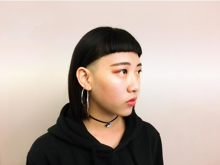 髮型創作/卡帕 - Kim Huang。圖/HairMap美髮地圖提供