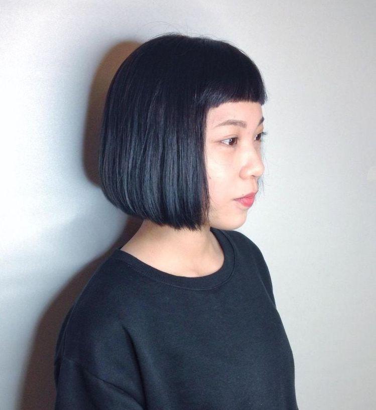 髮型創作/Sst hair salon - Vicky Hsu。圖/HairMa...
