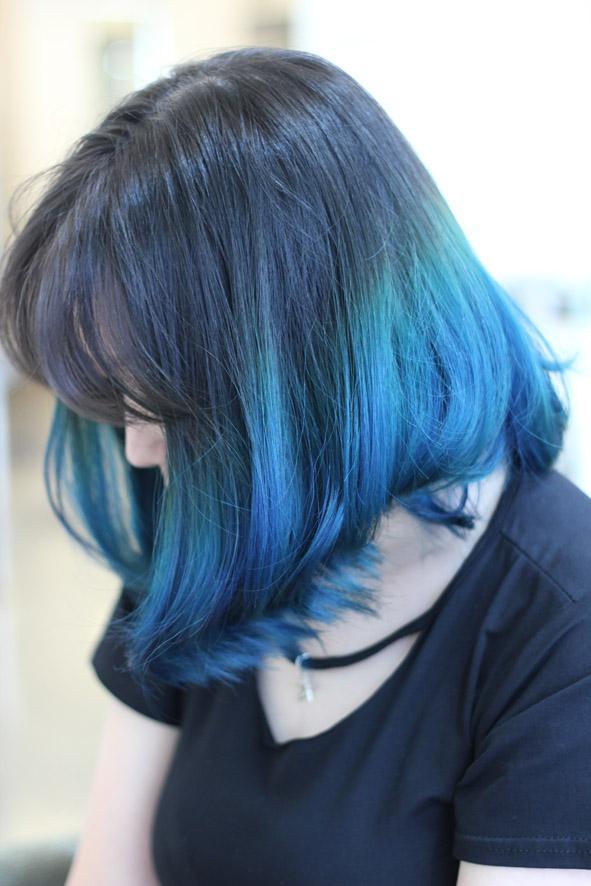 髮型創作/DOS hair salon明汰髮藝 - A-SA。圖/HairMap...