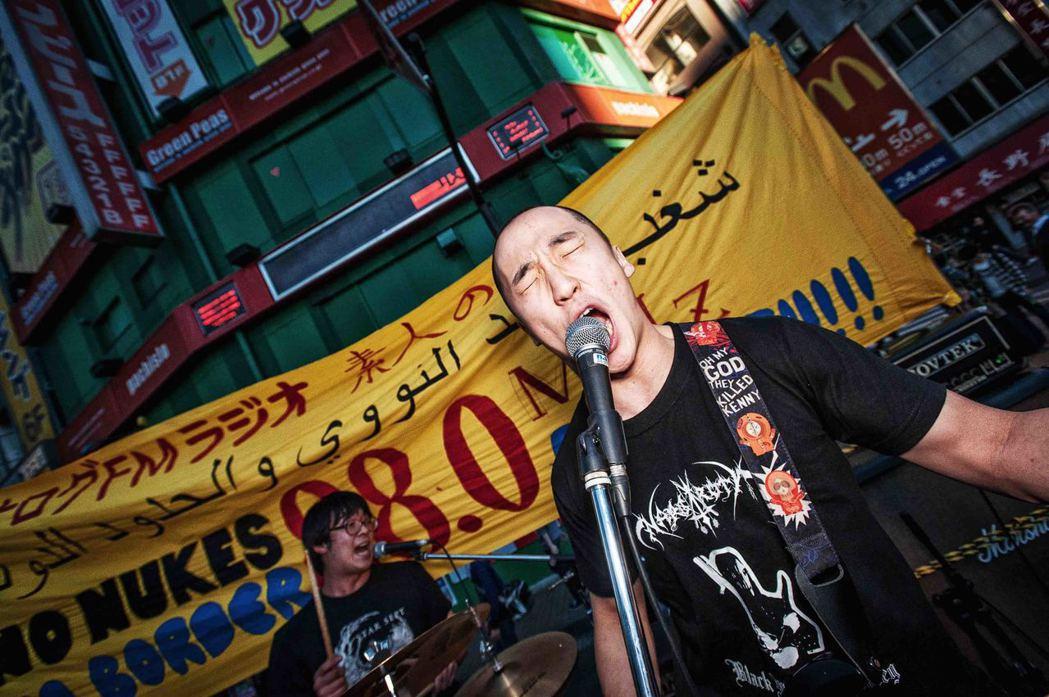 「龐克海盜地獄首爾!」是超鬧的南韓樂團紀錄片。圖/台北電影節提供