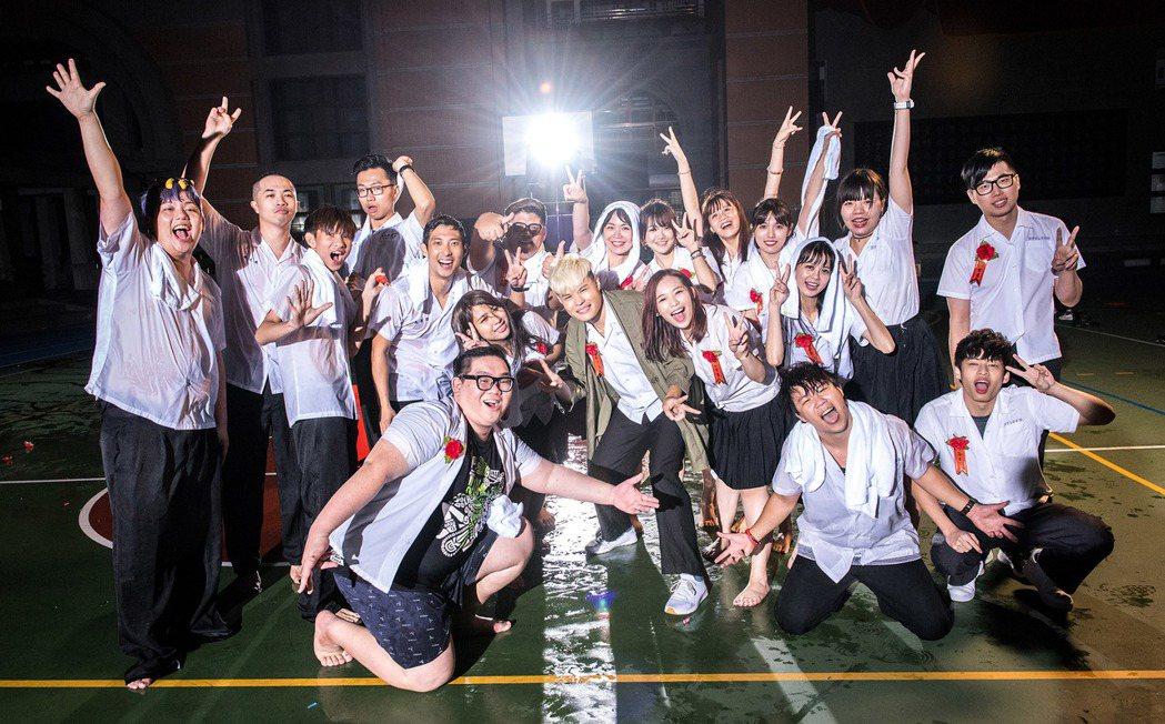 聖結石「根本就不會再見面」MV。圖/WebTVAsia、上行娛樂提供