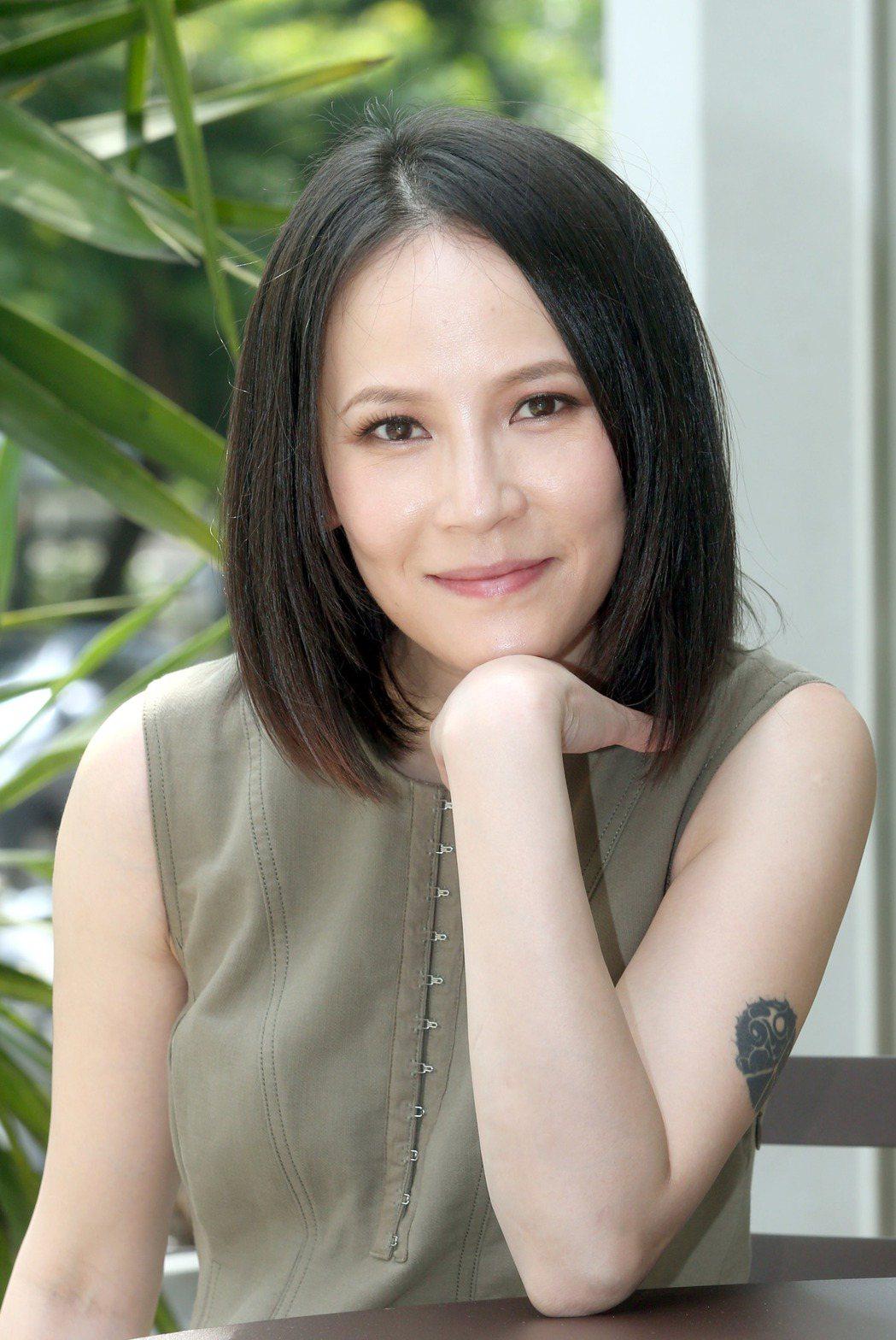 楊乃文入圍本屆金曲獎最佳國語女歌手。記者屠惠剛/攝影