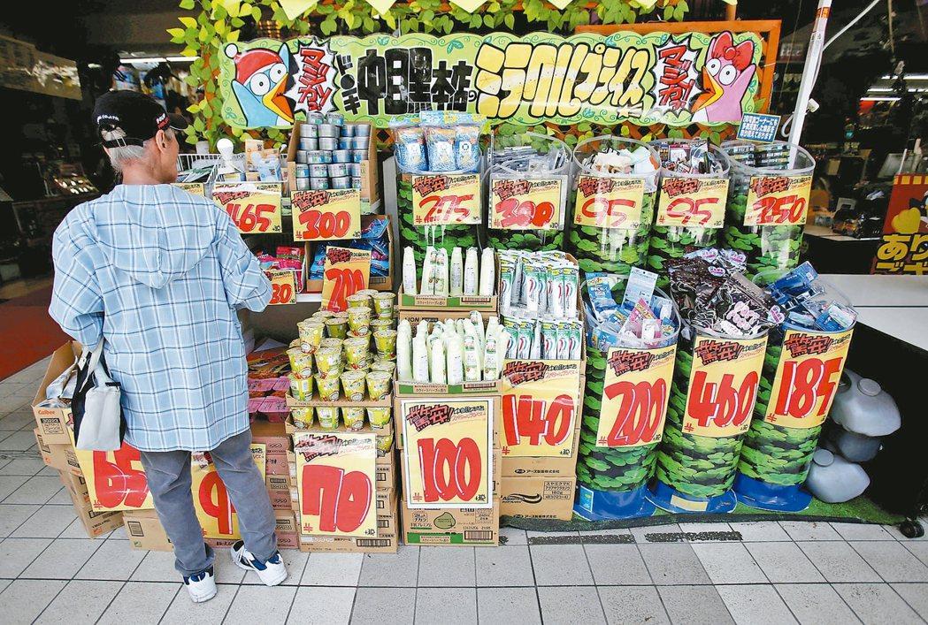 日本第1季經濟成長率低於初估值,主因企業庫存減少且家庭支出較疲弱,使這段自200...
