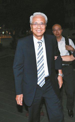 寶佳機構董事長林陳海。 (本報系資料庫)