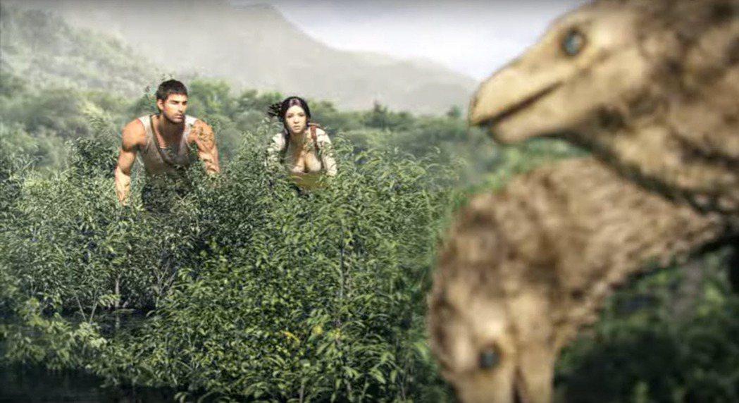 《Durango》為次世代的MMORPG,玩家即時合作,對抗敵人的部落與巨大的恐...