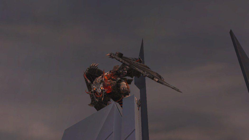強大BOSS機械魔龍將為獵鷹帶來全新的恐怖威脅。