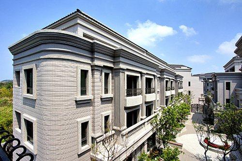 建築外觀 建設公司/提供