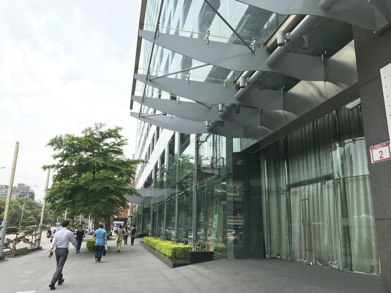 民權大樓  記者游智文/攝影