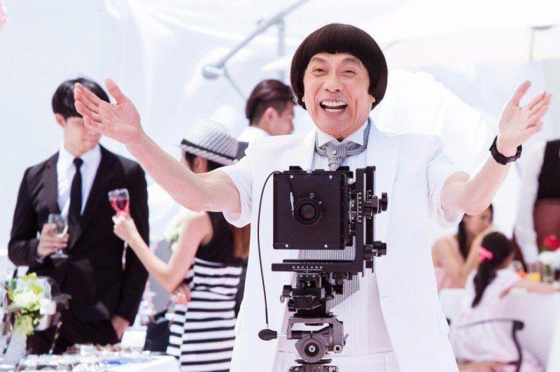 豬哥亮賣座破億強片「大尾鱸鰻2」將在大陸上映。圖/牽猴子提供