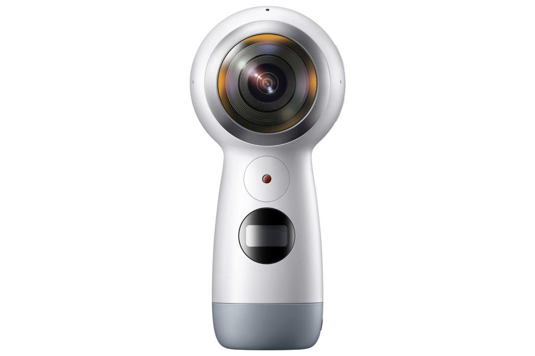 Samsung Gear 360(2017),售價7,990元。圖/三星提供