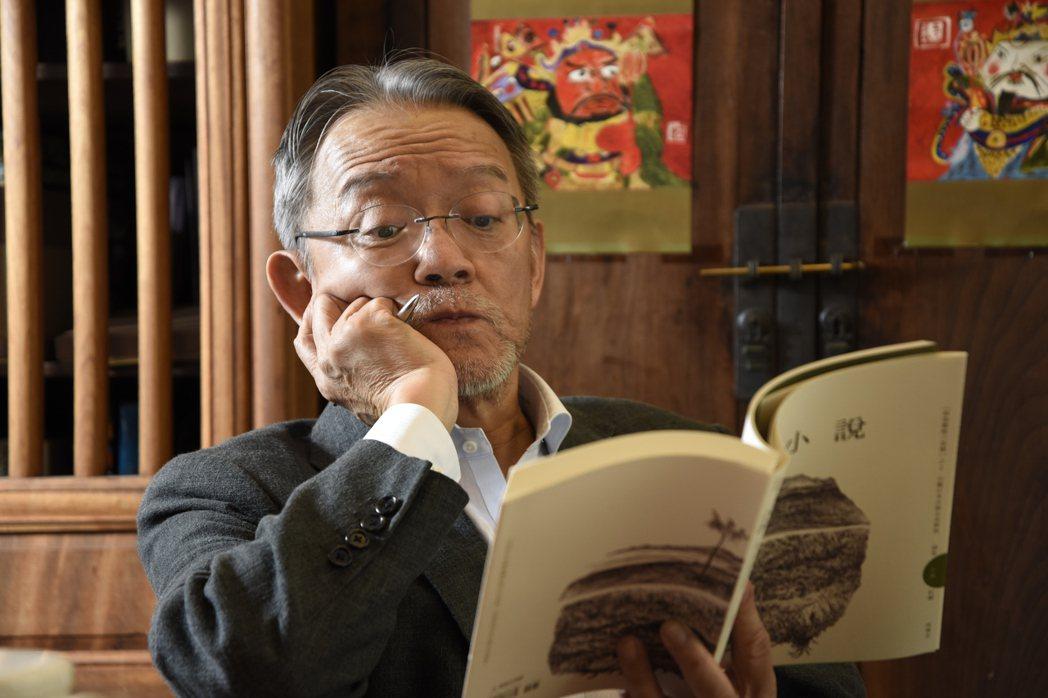 讀書共和國集團創辦人郭重興,獲41屆金鼎獎特別貢獻獎。圖/讀書共和國提供