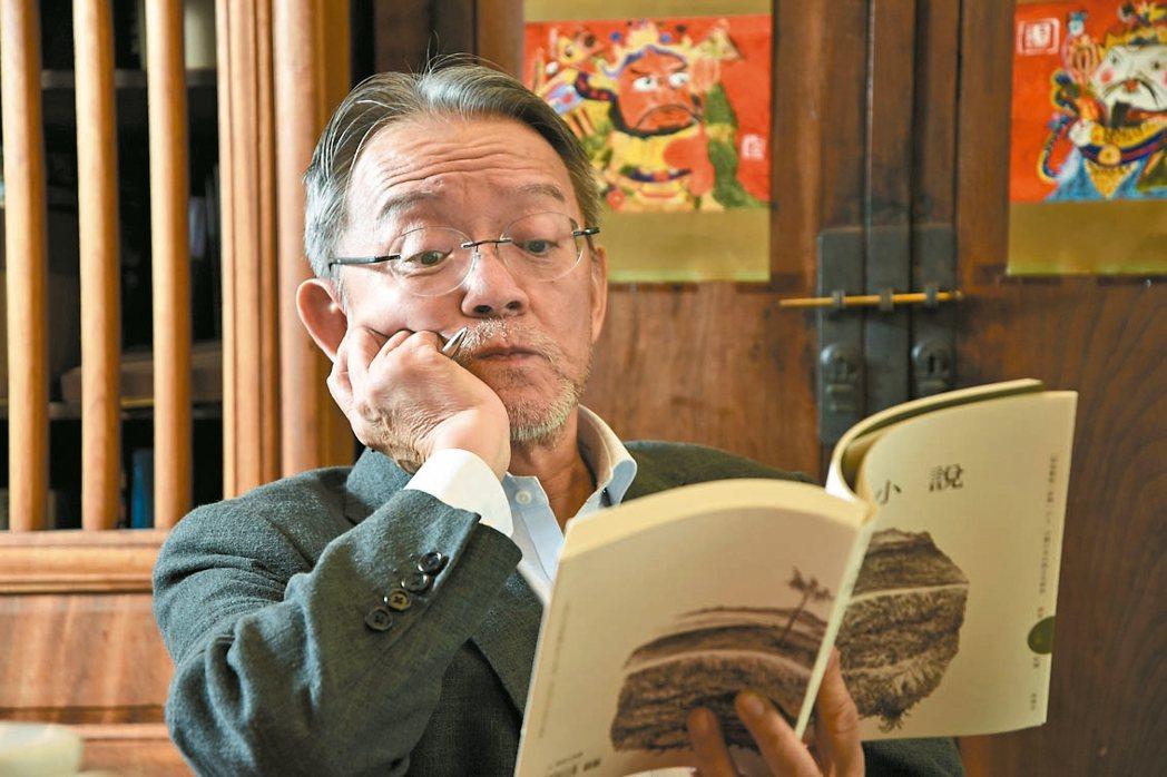 讀書共和國集團創辦人郭重興,獲41屆金鼎獎特別貢獻獎。 圖/讀書共和國提供