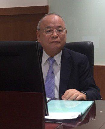 檢察總長顏大和。記者賴佩璇/攝影。