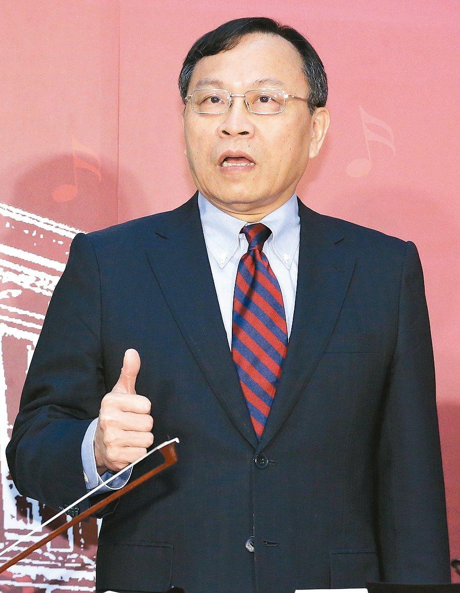 台銀董事長呂桔誠。 (聯合報系資料庫)