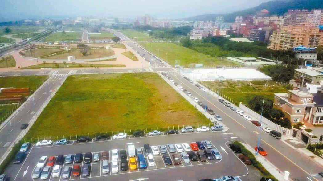 八里台北港特定區,推案開始動起來。 台灣房屋八里店/提供
