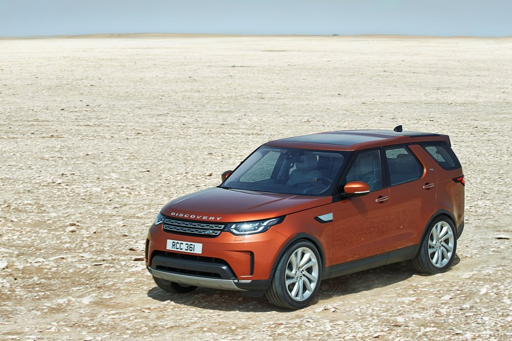 Land Rover 最新世代 All-New Discovery 全台單月預售...