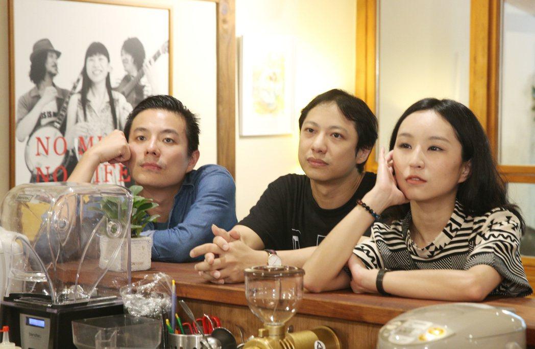 法蘭黛樂團專訪。記者陳正興/攝影    【作者:陳正興  檔名:L2768851