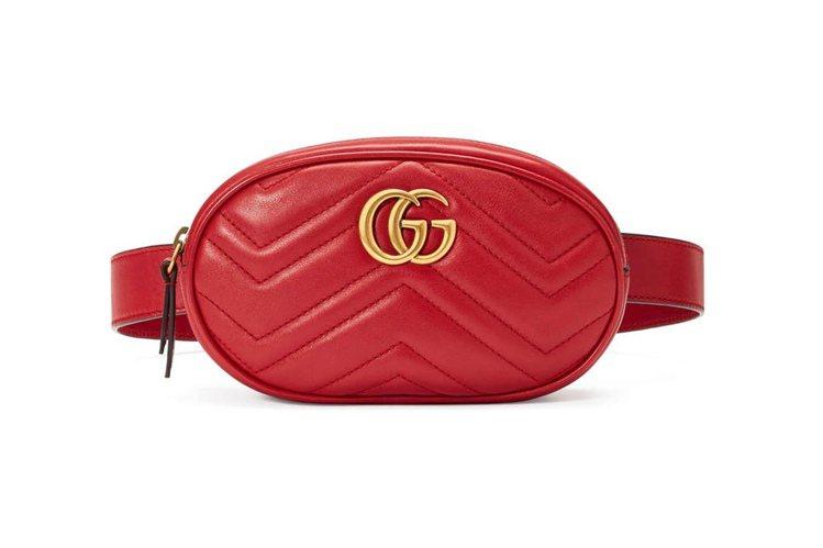 GG Marmont腰包,34,800元。圖/Gucci提供