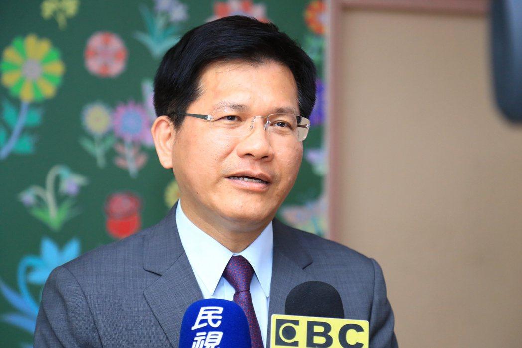 台中市長林佳龍。聯合報系資料照,記者余采瀅/攝影