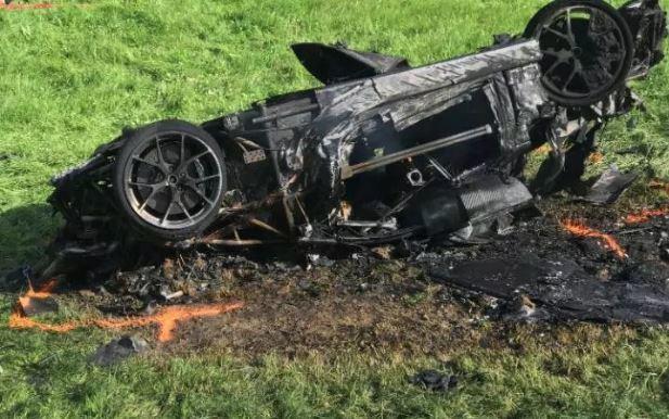 英電視節目主持人韓蒙德10日在瑞士發生「嚴重車禍」,駕駛價值200萬英鎊(約新台