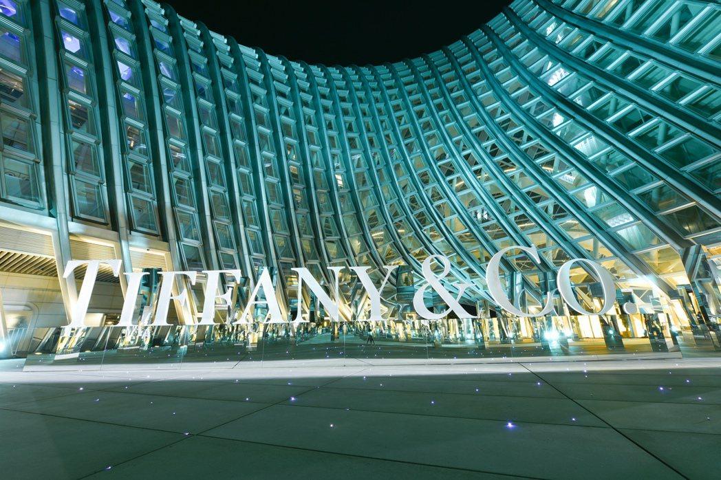 This is Tiffany 品牌文化展在北京鳳凰國際傳媒中心舉辦。圖/Tif...
