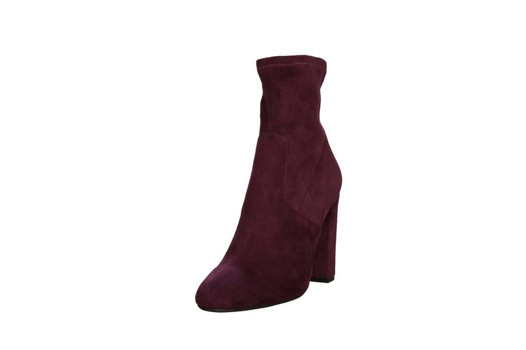 STEVE MADDEN麂皮短靴,出清價920元。圖/STEVE MADDEN提...