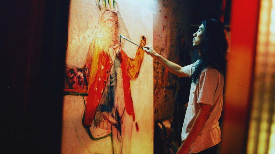 電影「自畫像」在國際上屢獲好評。圖/海鵬提供