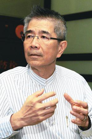 信義房屋董座周俊吉。 圖/經濟日報提供