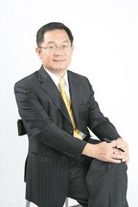 台中銀副 總經理連乾文 報系資料照