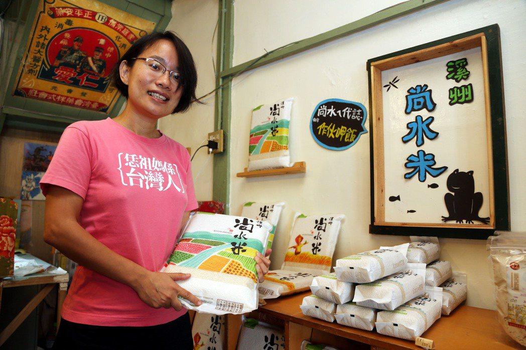 作家吳音寧傳將接任台北農產公司總經理。 聯合報系資料照/記者林俊良攝影