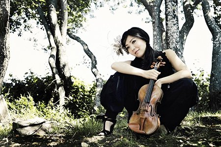 華裔天才小提琴家侯以嘉 圖/聯合數位文創 提供
