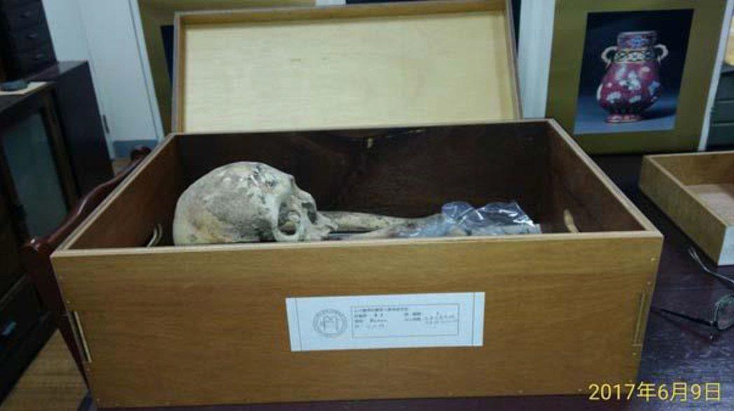 台大醫學院體質人類學研究室指出,目前布農族的骨骼保存狀況良好。每具人骨均經過酒精...