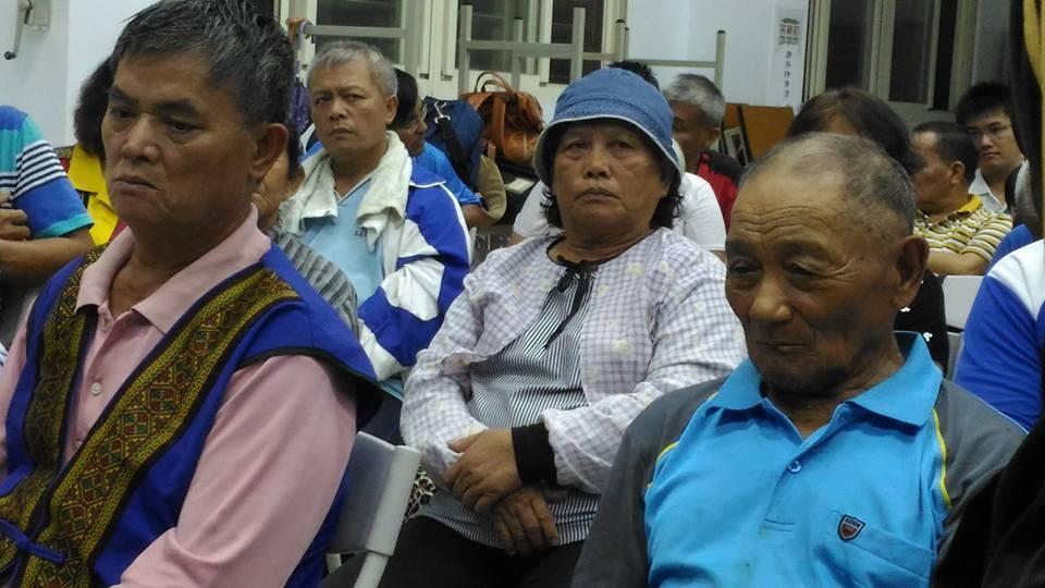 馬遠部落上周開會,正式成立「還我們馬遠祖先自救會」。圖/陳張培倫提供(伊藍攝影)