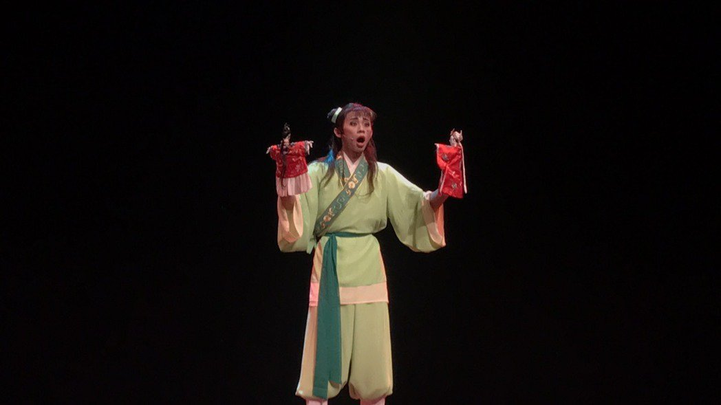 吳政迪畢業公演。圖/修毅提供