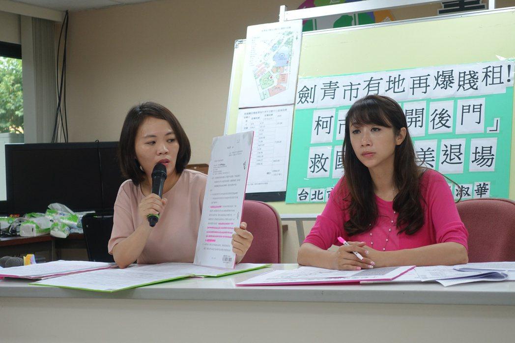 北市府去年和救國團簽下新約,租金卻從每年247餘萬降至136萬元,遭台北市議員簡...