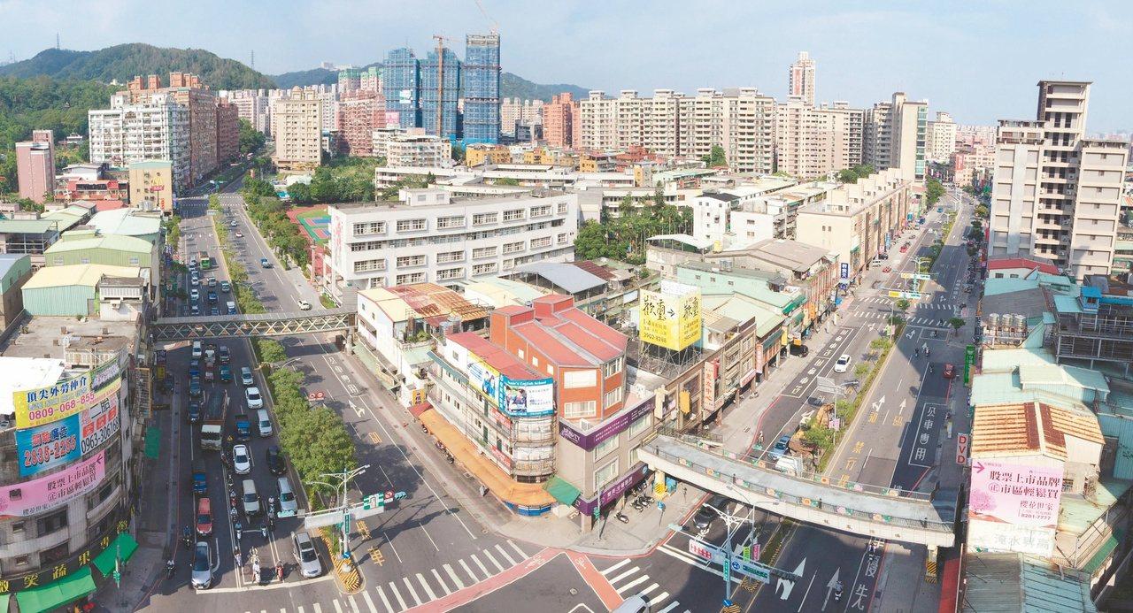 近三年大台北都會區熱門工業宅,大多集中於新北市的中和區與新莊區。 圖/報系資料照