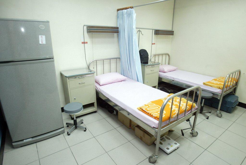 圖為孕婦哺乳室。 本報系資料照