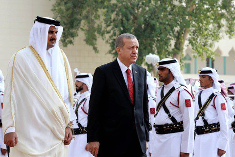 自詡為中東衝突調停者的土耳其,在此次卡達斷交風波中,是否能發揮影響力?圖為201...